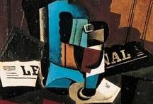 Painters: Juan Gris / by Philip A. Kelsey