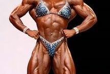 Female Bodybuilding / null / by steve mind