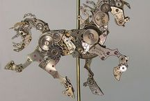 Horses & Art / by Sonja