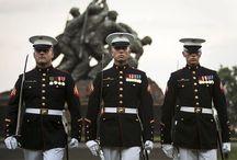 The United States Marine Corps / Oorah! Semper Fi! / by Vampira Sea