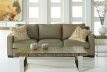 Let's sit...shall we? / Sofas, loveseats, chairs, ottomans / by Mayer Blue