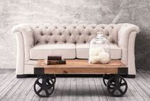 Design So Simple, It's Complicated / Coffee tables, beds, sofas, chairs, dining tables / by Mayer Blue
