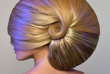 Hairdos and color / by Chryssafenia Gardiakou
