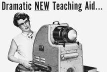 OLD OPAQUE PROJECTORS...  / A company has to draw inspiration from somewhere... These vintage opaque projectors certainly offer that inspiration! / by Artograph Inc.
