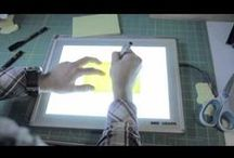 PROJECT GALLERY - LIGHT BOXES/LIGHTPADS / This board will show you the many different ways that a light box or a LightPad can help you create amazing designs, illustrations, animations, art, tracing, crocheting, and so much more.  / by Artograph Inc.