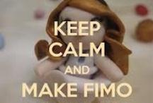 Fimo / by Nathalie 'Tweegy' B