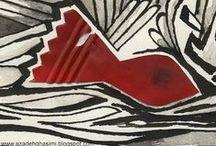 Azadeh Ghasimi / My portfolio / by Azadeh Ghasimi