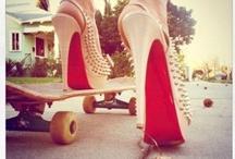 Tacones/High Heels / by Alexandra Escobar