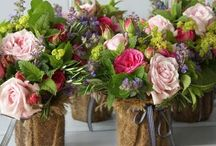 Louloudi / Wedding flowers / by Lindsey Bean-Pearce