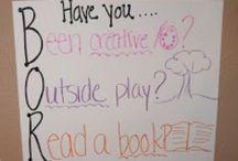Be Creative / by Mary DeLorenzo