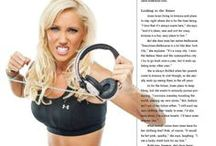 Health & Fitness / Keeping healthy and workout is a lifestyle!  / by DJ Jen Jones