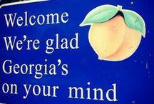 Georgia on My Mind / State of Georgia / by Ed Bennett