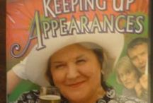 Keeping Up Appearances / by Connie Baker