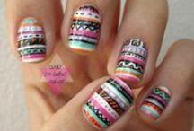 Uñas   Nails / nails, polish, uñas, esmaltes, diseño, color, ideas / by DanieLa VaLadez