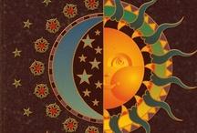 El Sol y la Luna. / by Natividad Gaset Burriel