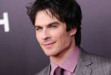 Ian Somerhalder: Events/Outings / Pictures from events, etc. / by Allison Fisher