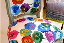 Textile Design / by Janice Hallman