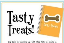 Homemade Dog Treats / by Big Bark