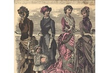 1880s fashion / by Jackie Dalley