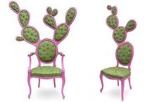 "Chairs - Unique & Creative / From the movie ""Phenomenon"" .. ""Every woman has her chair, something she needs to put herself into"" / by BethAnn"