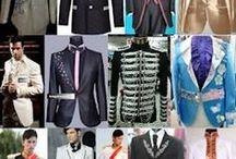 Mens Modern Vintage Wedding Prom Dress Suits Tuxedos / Personalized Designer Modern Retro Vintage Dress Suits Vests Tuxedos for Men Wedding Prom http://www.liquiwork.com/mens-dress-wear.html / by Liquiwork.com