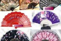 Masquerade Wedding Bridal Ball Hand Fans / Masquerade Wedding Bridal Ball Hand Fans http://www.liquiwork.com/fans.html / by Liquiwork.com