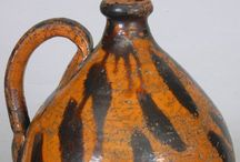 Redware / Redware Pottery / by Harold Pickett