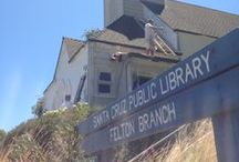 Felton Branch Library / Our Felton Branch Library located at 6299 Gushee Felton, CA 95018-9140 / by Santa Cruz Public Libraries