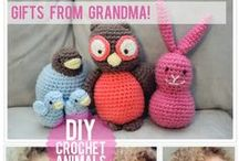 ~ Crochet ~ / Crochet baby ideas including crochet baby blankets / by All Diaper Cakes