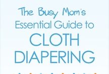 ~ Cloth Diapering Tips ~ / by All Diaper Cakes