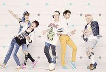 SHINee ♥ 샤이니 / I love 5 dorks called SHINee 샤이니 ♥ / by Maryam Ajeel
