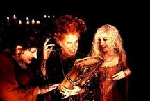 """Hocus Pocus / """"Aren't you broads a little old to be trick or treating?""""  / by xlonewolfx"""