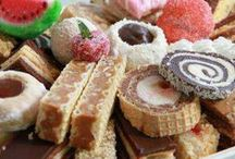 recipes, desserts  / by Ankica D