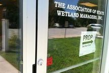 ASWM's Interests / by Association of State Wetland Managers