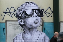 Street Art and other forms of Outdoor Art / by Melanie Phillips