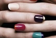 Fingernail Frenzy / by Melanie Phillips