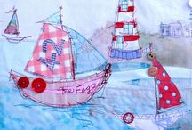 Seaside crafts / by Gini Owen