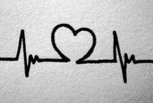 A Heartbeat Away / various hearts / by Tari