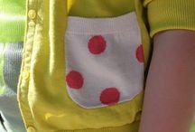Fabric Kids / by Melinda Pederson