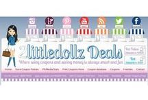 2littledollz Deals - Coupon Deals Saving Money Couponing / Get Your Money Saving Deals and Coupon Match ups and stretch your dollars at #CVS, #Walgreens, and More #coupons #savingmoney #money / by Christine@2littledollzDeals.com