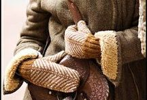 mittens / inspiration knitting / by Marie Dahl