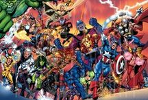 Avengers / by Terry