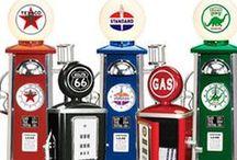 TEXACO, SHELL, GULF, Gas Companies past 'n present / by Deborah Kinsland