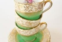 Afternoon Tea / by Lavender Rose Cottagey