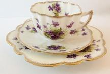 Edwardian Tea / by Lavender Rose Cottagey