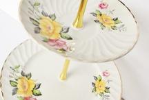 Tea at Grandma's / by Lavender Rose Cottagey