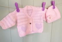 Kids Knitwear / by Lavender Rose Cottagey