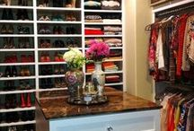 "{Closet Envy} / ""I like my money right where I can see it... hanging in my closet."" - Carrie Bradshaw. / by Tracy's Closet"
