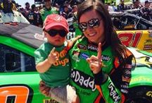 """Photo of the Race / Every race weekend, I'll post a new """"Photo of the Race"""" - it could be from practice, interacting with the fans, or the actual race. Be sure to check back each week during the season. (Photos Courtesy of Harold Hinson Photography). / by Danica Patrick"""