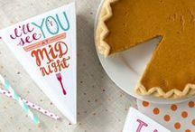 Thanksgiving / A holiday all about food...what's not to love? Visit me at www.foodtasticmom.com / by FoodtasticMom